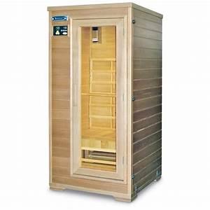 1 Mann Sauna : 1 person 1 600 watt infrared sauna 168389 spas ~ Articles-book.com Haus und Dekorationen