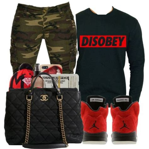 The gallery for --u0026gt; Polyvore Outfits For Teenage Girls With Jordans