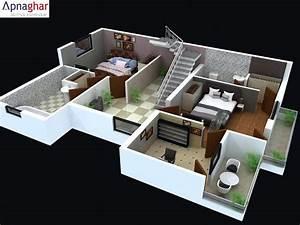 Creation Maison 3d : perfect cut model of a d floor plan find related drawings ~ Premium-room.com Idées de Décoration