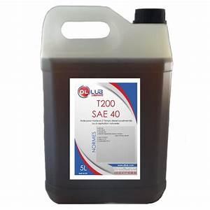 Huile De Moteur Diesel : huile moteur 2 temps detroit diesel t200sae40 ~ Melissatoandfro.com Idées de Décoration