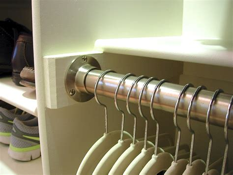 Clothes Rod For Closet by The Closet Solving One Of The Big Mysteries Of Our Time