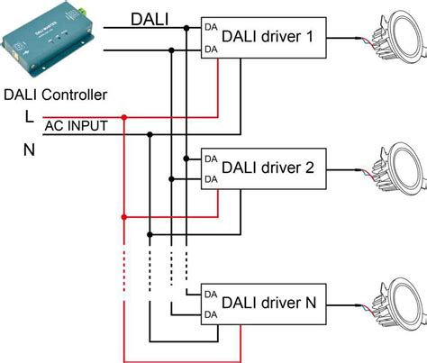 euchips 12v 700ma dali constant current dimmable led
