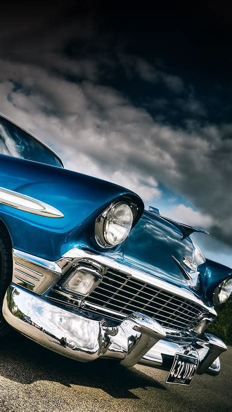 Car Toys Wallpaper For Iphone 5s by Classic Car Iphone Wallpapers Wallpapersafari