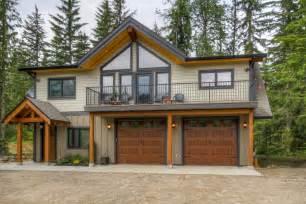 revelstoke coach house timber frame design streamline design - 1500 Sq Ft Home Plans