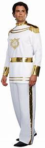 Fairytale Prince Charming Adult Costume - Mr. Costumes