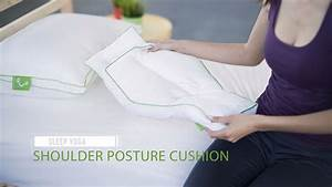 best shoulder pillow for neck pain sleep yogatm youtube With best pillow for stiff neck and shoulders