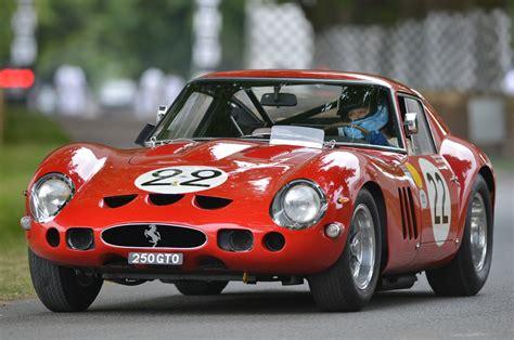 1963 Ferrari 250 Gto Breaks Records With  Million Sale