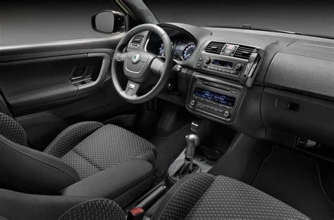 Skoda Fabia Vrs Estate Review Autocar