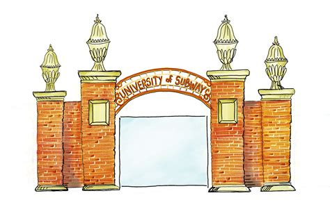 brick laminate picture brick entry gate