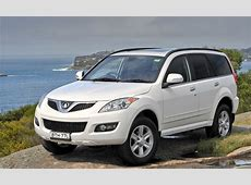 Great Wall to double Australian sales with four new models