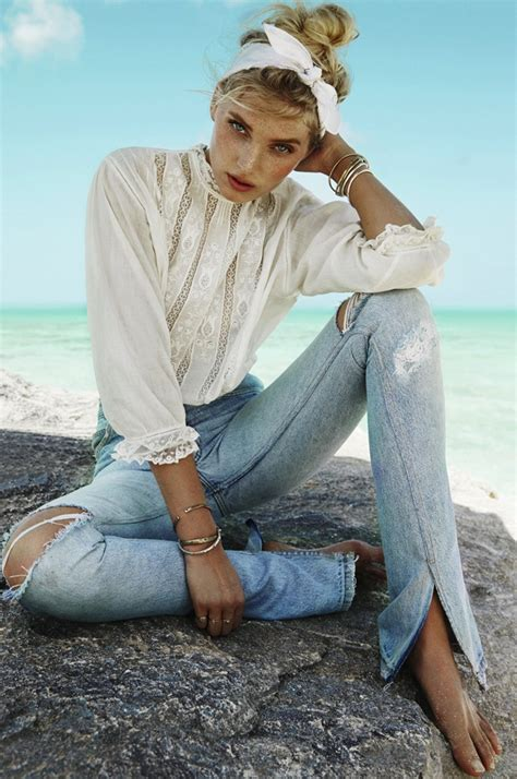 redone denim launches  elsa jeans  jeans blog