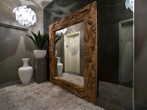 foyer mirrors elevator foyer from hgtv oasis 2012 hgtv