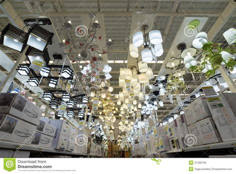 chandeliers of the leroy merlin store leroy merlin is a home improvement and gardening