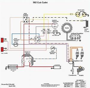 Cub Cadet Lt1018 Wiring Diagram