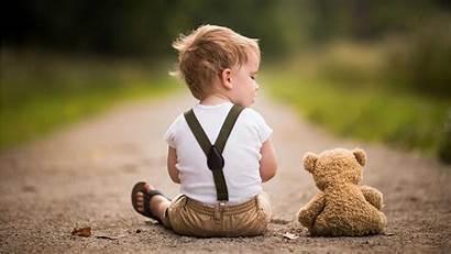 Wallpapers Child Teddy Children Resolution 1080p Babies