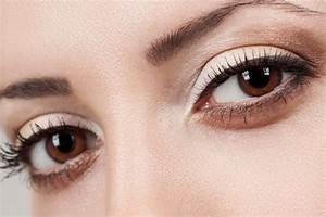 Braune Augen Schminken So Strahlen Sie Erst Recht