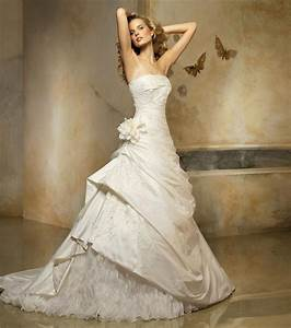 gorgeous romantic wedding dresess With spanish wedding dresses
