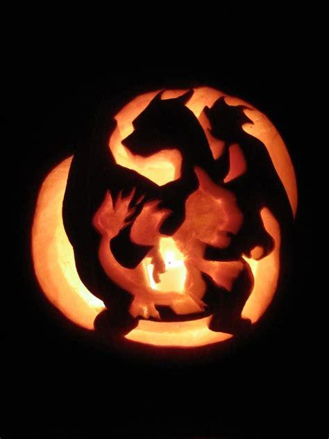 charmanders evolution pumpkin carving