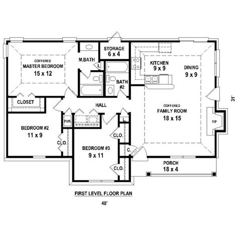 3 Bedroom House Plans With Photos Did you know 3 Bedroom