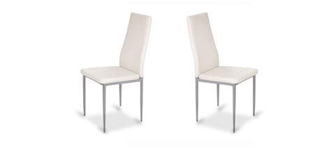 chaises cuisine blanches chaises de cuisine blanches table de cuisine 2