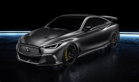 Q60 Project Black S Price by Infiniti Q60 Project Black S Gets Custom Made Tires From