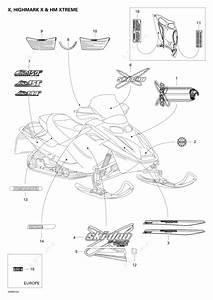 2004 Ski Doo Mxz 600 Service Manual