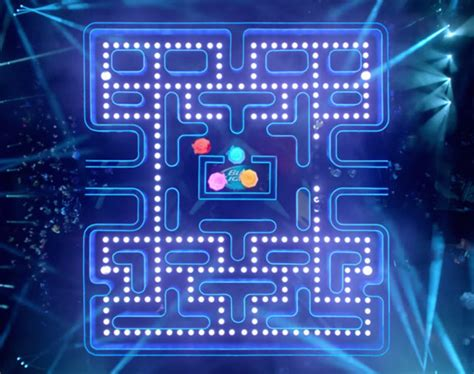 new bud light commercial bud light creates real life pac man in super bowl 2015