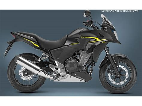Black, Yellow 2015 Honda Cb Sport Bike