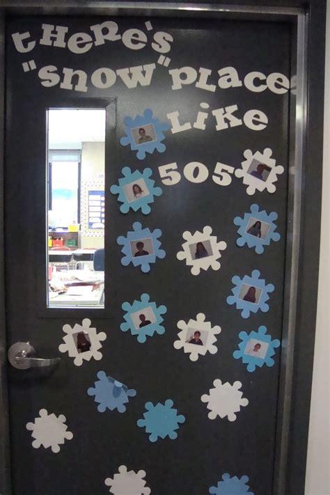winter door decorations for preschool winter door 120