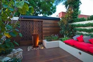 maceteros de madera para el jardin With idee amenagement petit jardin 16 jardins de babylone paysagiste mur vegetal interieur