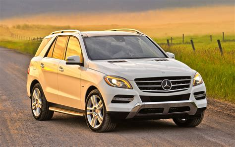 Shop now at tire rack! 2012 Mercedes-Benz ML350 4Matic and Bluetec First Test - Motor Trend