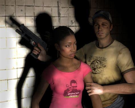 Rochelle And Ellis By Gen Cthonic On Deviantart