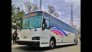 Nj Transit 2012 Designline Ecocoach Cng  7201 On Route 137