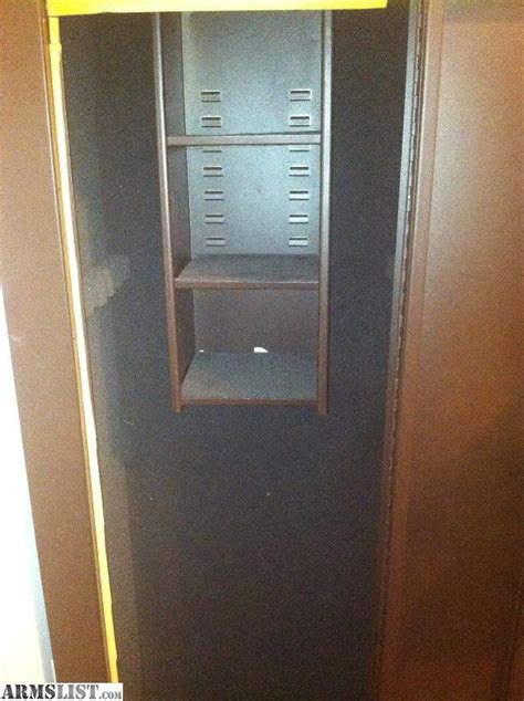 homak gun cabinet brown armslist for sale homak 12 gun locking gun safe