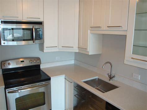 how to tile backsplash kitchen modern ikea kitchen remodel in lincoln park chicago 7364