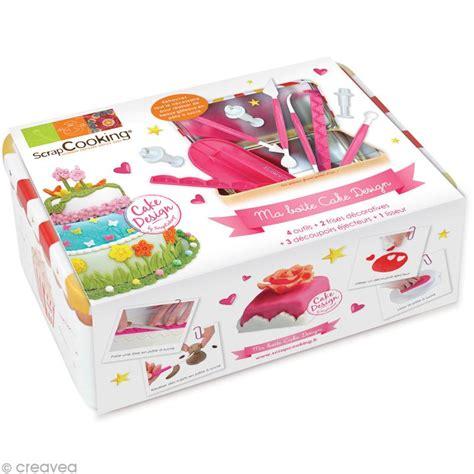 kit cuisine kit cuisine créative ma boîte cake design coffret