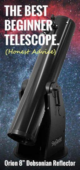 The Best Telescope For Beginners Honest Advice