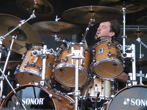 tomas haake drummerworld