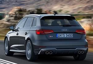 Audi S3 La Centrale : el audi s3 llega con ganas de guerra 310 cv y 250 km h ~ Gottalentnigeria.com Avis de Voitures