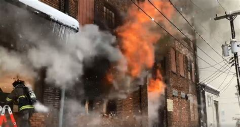 york pa firefighters killed  building collapse