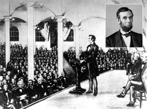 Abraham Lincoln's New York Minutes That Changed The Course