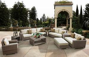 The top 10 outdoor patio furniture brands for Outdoor patio decor