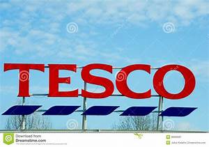 Tesco Store In Manchester, Oldham Editorial Photo - Image ...
