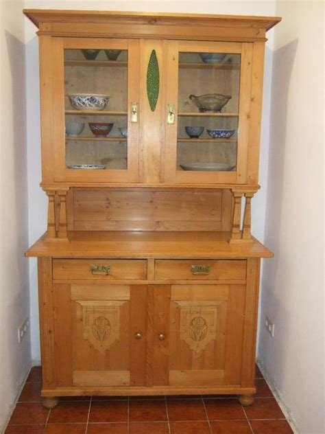 Küchenbuffet Antik Gebraucht by Antiker Kuchenschrank Kaufen Gebraucht Und G 252 Nstig