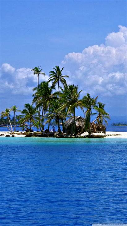 Dominican Republic San Smartphone Background Blas Islands