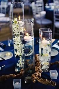 Deco Mariage Bleu Marine : un mariage en bleu marine lovely day ~ Teatrodelosmanantiales.com Idées de Décoration