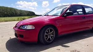Honda Civic Eg3 : honda civic eg3 youtube ~ Farleysfitness.com Idées de Décoration