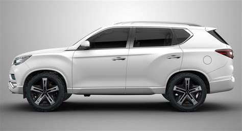 Kia New Suv 2020 by Ssangyong S 2020 Seven Seat Suv Will Aim For The Lr