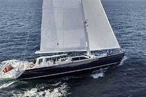 The Sloop Antares III Designed By Dixon Yacht Design