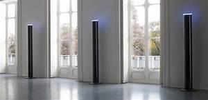 Radiateur Electrique Decoratif : monolithe needo radiateur electrique design condensation ~ Melissatoandfro.com Idées de Décoration